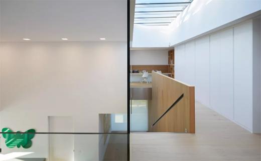 与自然相连的建筑设计,相互融合的美学定义