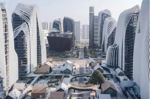 回顾与展望 | 建筑设计界的2019与2020全球精选项目
