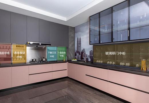 全球第一款集成批量工业设计的厨柜!