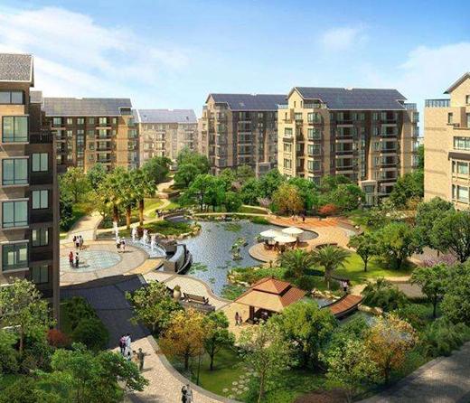 孔雀城航天府,用建筑设计创造美好生活