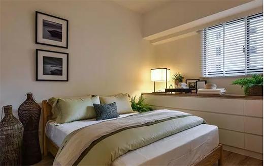 简约大户型两居室,纯色装,优雅大气!