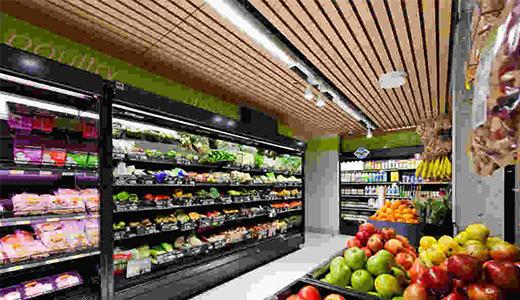 好的超市装修设计,离不开这几点装修细节