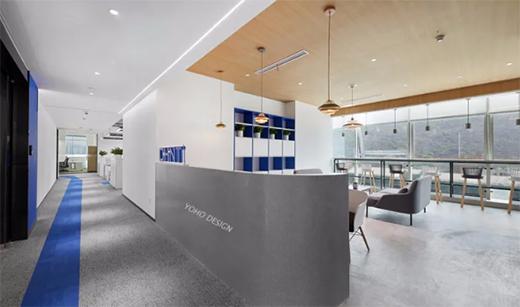 办公环境设计 | 开放式空间:如何安排不同的功能分区?