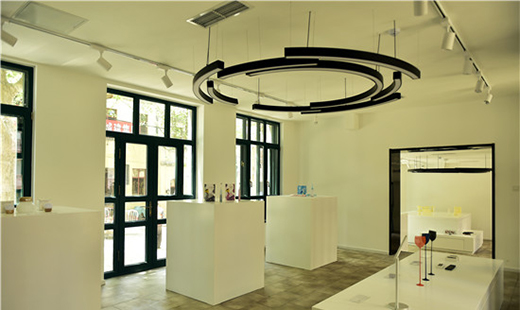 青岛里院广兴里旧貌换新颜 变身工业设计创新中心