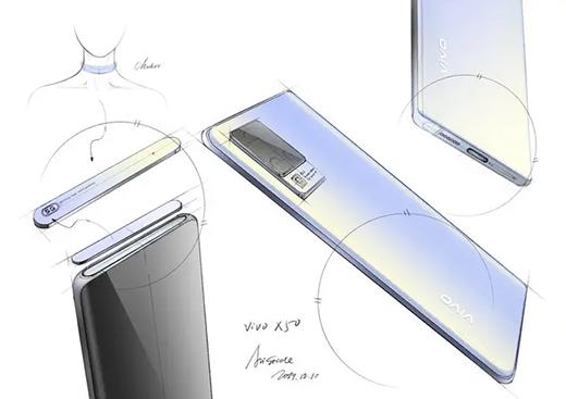 vivo X50系列颜值再提升,推进手机工业设计发展