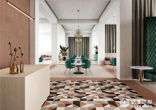 必美地板 | 软装艺术,家居设计的点睛大法
