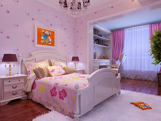 五个卧室装修技巧,让小卧室也能有大空间的即视感!