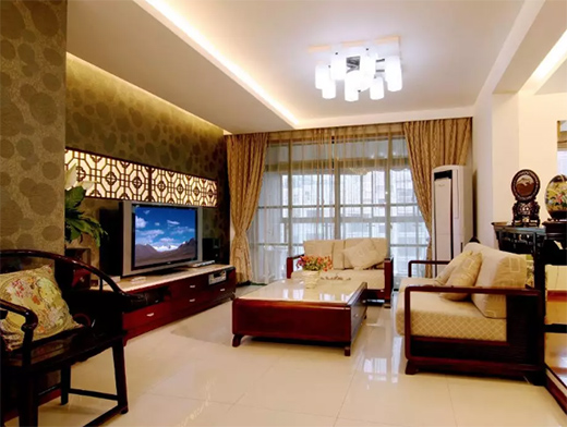 各种不同风格的客厅设计装饰,颜值高就是这么自信!