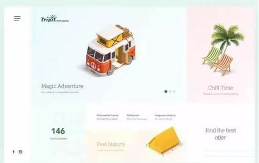 网页制作:设计网页时选择配色的八个要点