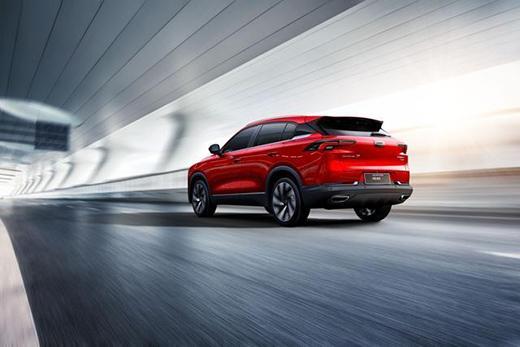 全新战略车型观致7 正式亮相 引领自主品牌设计新风向