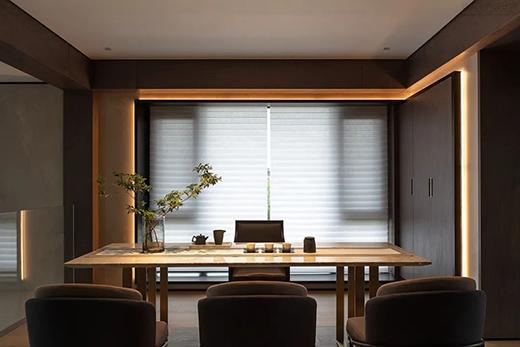 美到极致:打造黑白视界的住宅空间
