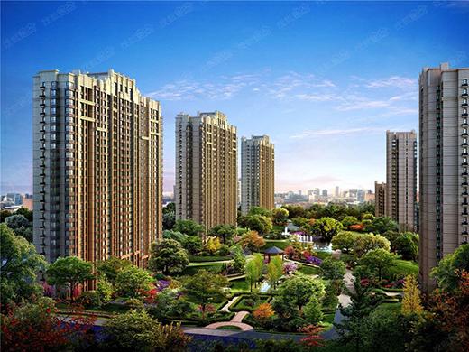 潮白河孔雀城,生态建筑设计理念创造美好生活