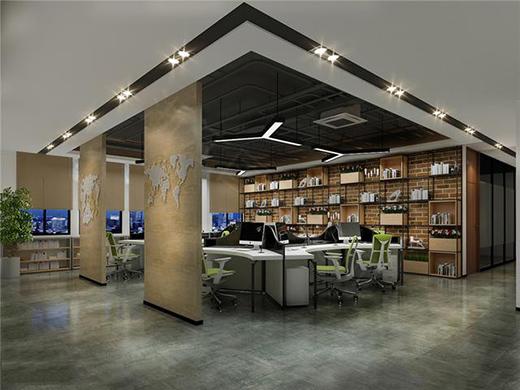 办公室装修设计我们要与时俱进