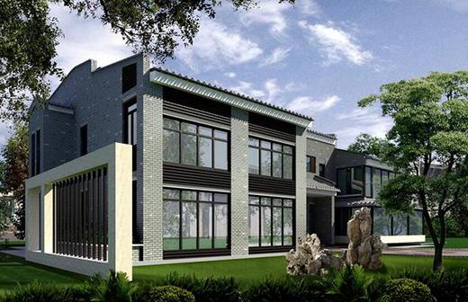 关于中式别墅建筑设计 有哪些秘密你是不知道的?