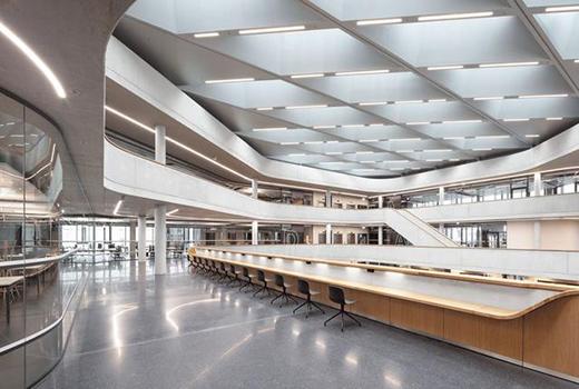 Zalando总部获德国标志性设计奖最佳建筑奖