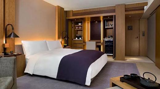 卧室里的衣帽间设计 总有一个适合你!