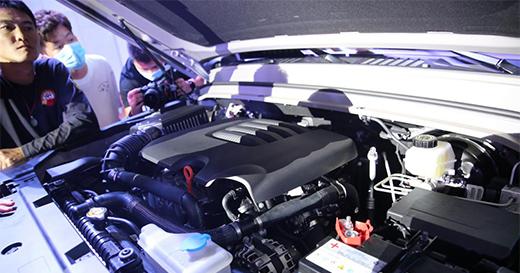 WEY品牌全新越野SUV坦克300首次登陆广东