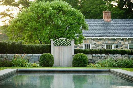 超美的庭院门如何设计?