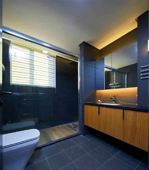 现代简约三居室装修,简约温馨的住宅空间设计