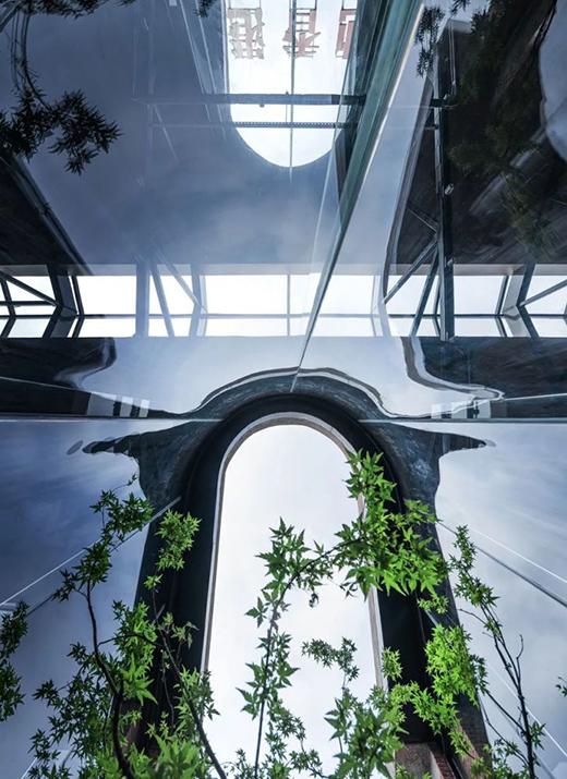 小型公共建筑设计:江苏扬州绿地香港·也今东南/旧改