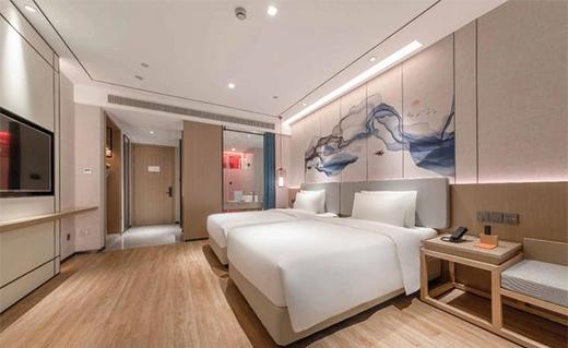 非设计品牌分享——开元曼居酒店设计