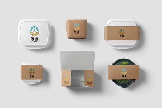 海鲜品牌vi设计的创意思路