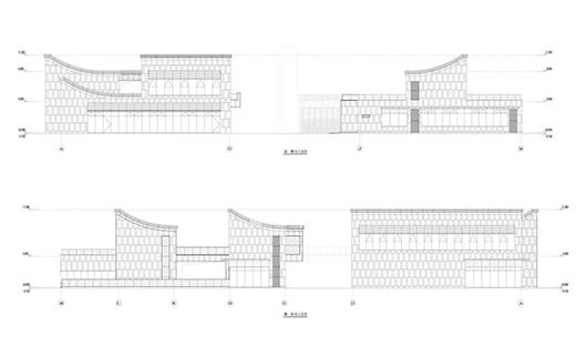 鹤山云山诗意邻里中心丨方圆建筑设计