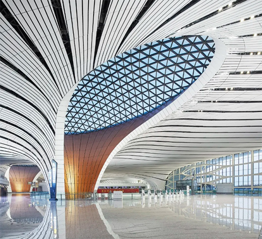 数字智能时代下,建筑与空间结合的设计魅力