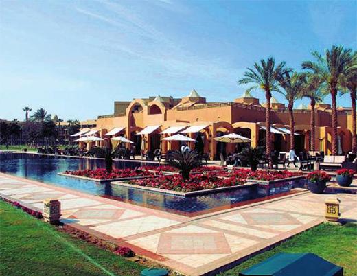 融入传统设计的埃及现代建筑