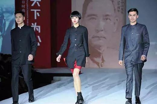 陈文铸大师用心制作中山装,打造民族品牌!