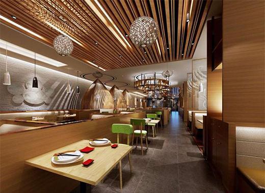 罗湖中餐厅装修设计不要太浮夸,体现主题是关键!
