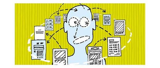 单页还是分页?理智分析网站设计思路!