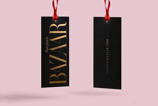 版式设计|时尚杂志Bazaar品牌形象概念设计