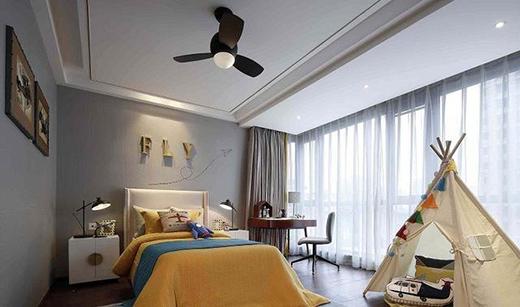 270平米新中式别墅装修,融合传统文化现代空间设计