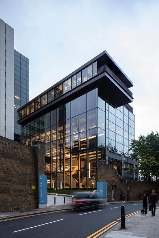 新作 | Gensler伦敦办公室 探索新型现代化办公空间