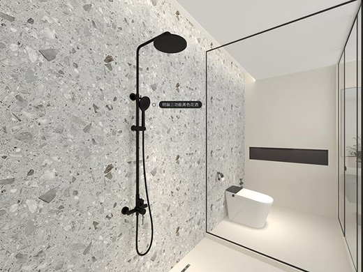 「极简白」卫生间设计,越简约,越高级