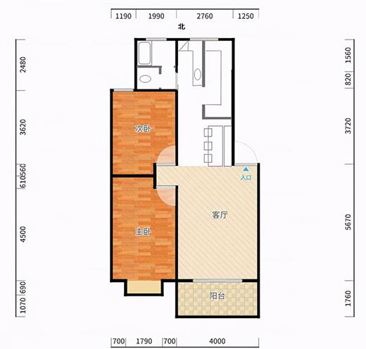 第一次装修,这样设计厨房和卫生间,空间实用性提升一倍