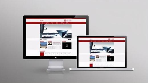 网站建设中的页面设计怎样才能更加简单直观
