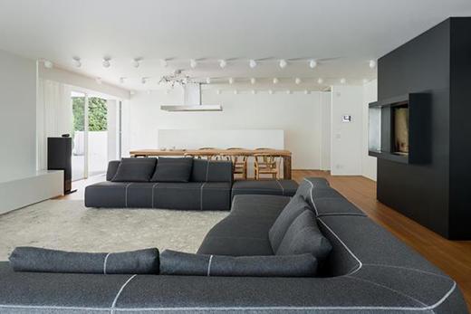 意大利现代别墅住宅建筑设计