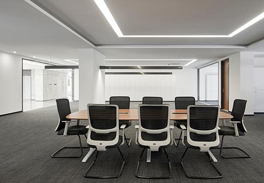 办公空间布局设计形式