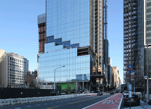 The Spiral 纽约独具风格的螺旋建筑