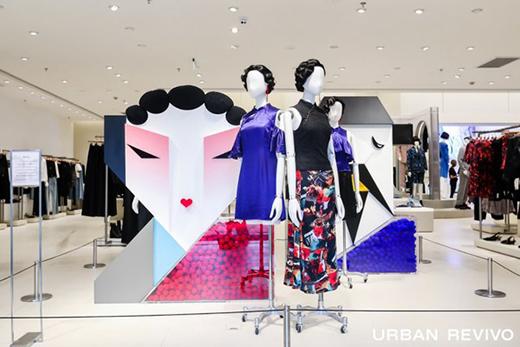 裙装上阵,闪耀登场 UR携手国际知名品牌推出设计师联名系列