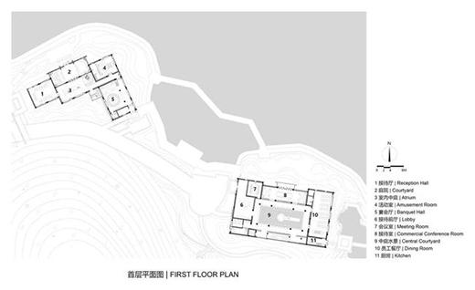 新中式,度jia办公建筑