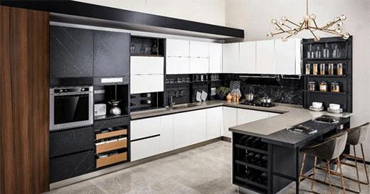 不规则厨房装修设计,你所不知道的空间妙用