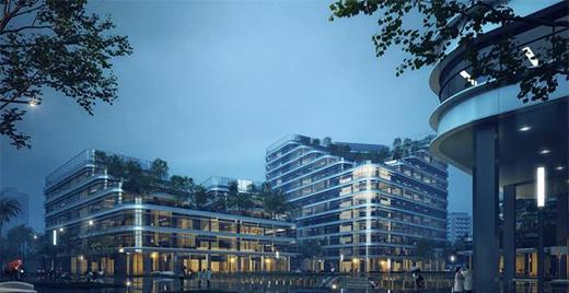 践行绿色建筑设计——HATCH汉齐建筑致力实现双碳达标