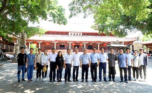 中国jian筑设计研究院世界遗产保护管理泉州gongzuo站揭牌
