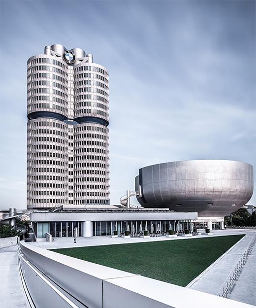 德国Diffrent Vision精美现代建筑摄影作品