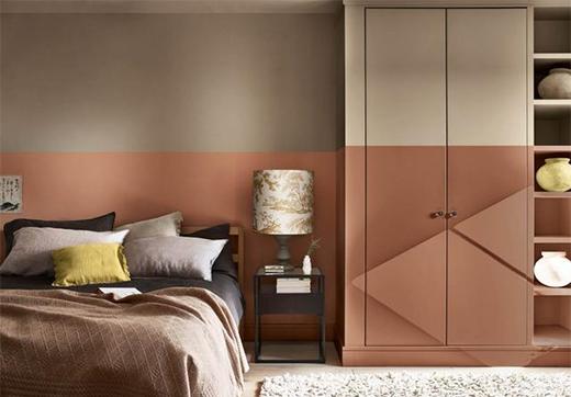 空间配色案例之xia门室na设计软装的房间装修