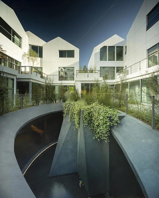 绿叶阴浓 | 庭院建筑设计