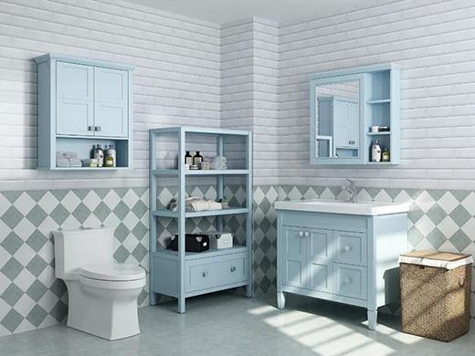 新房装修加了一抹蓝,竟然如此惊艳!